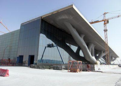 QNCC, Doha, Qatar; DAMTEC® estra 8 mm