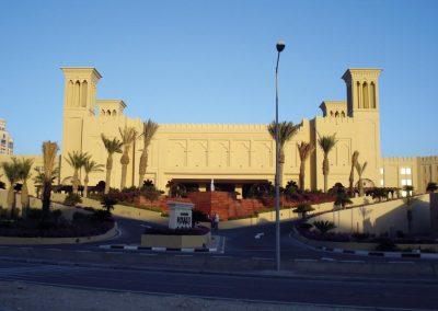 Grand Hyatt Hotel, Doha, Qatar; DAMTEC® estra 4mm
