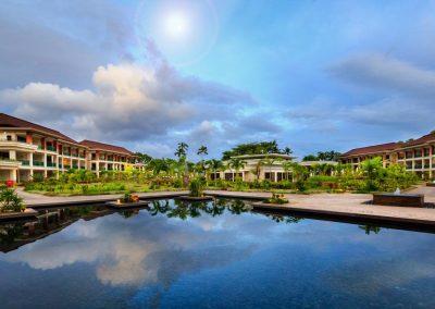 Savoy Hotel Seychelles; DAMTEC® estra 8 mm