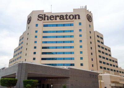 Sheraton Jumeirah Beach, Dubai; DAMTEC® standard 2 mm