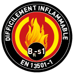 Bfl-s1 difficlement inflammable
