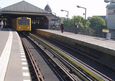 U1, Berlin-Möckernbrücke