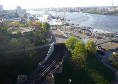 Hamburg Port Railway Veddeler Damm