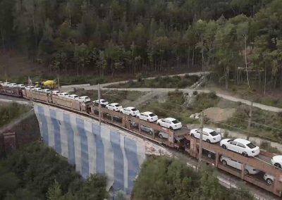 Kartnerkogel Viadukt Semmering