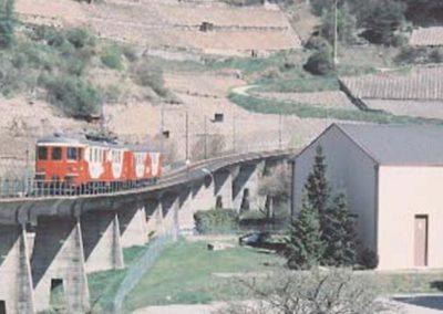 Sembrancher Viadukt, Schweiz