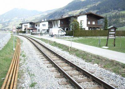 Zillertalbahn – Oberbautechnische Optimierung