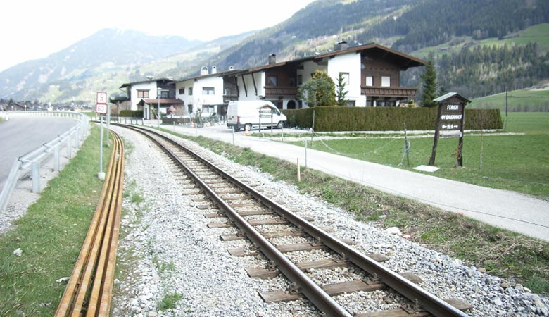 Optimisation of Zillertal Railway