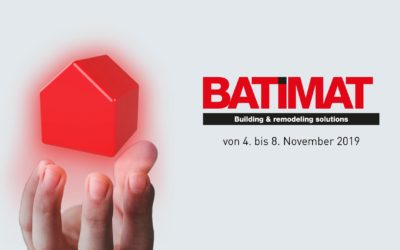 DAMTEC® auf der Batimat in Paris