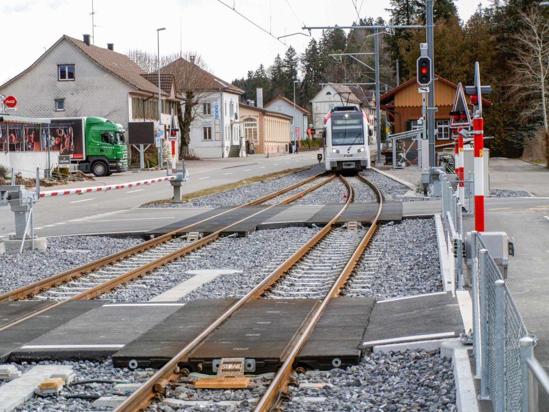 Rosental SBM K 20V, Schweiz