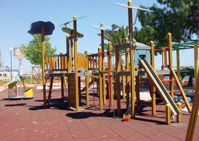 EUROFLEX® Spielplatz Referenz