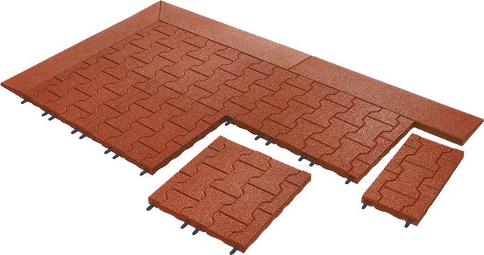 EUROFLEX® Paving Block Tile