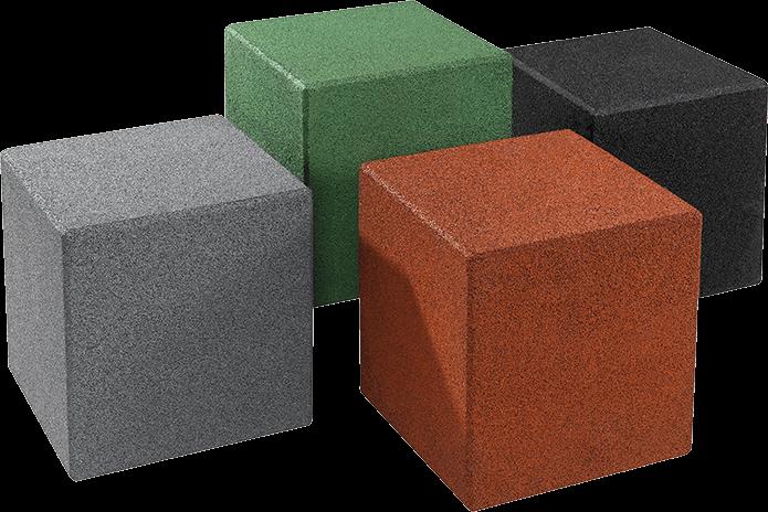 EUROFLEX Würfel Standardfarben