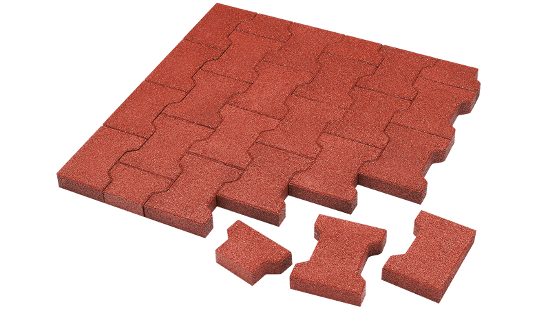 EUROFLEX elastic pavement blocks