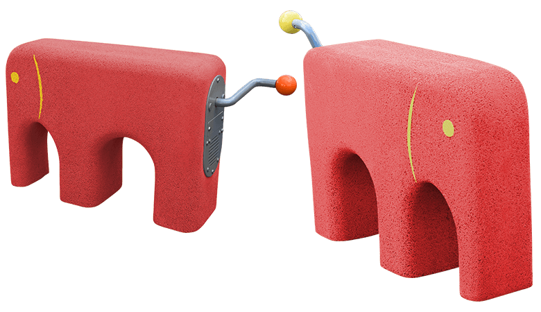 EUROFLEX elefant epdm rot interaktiv