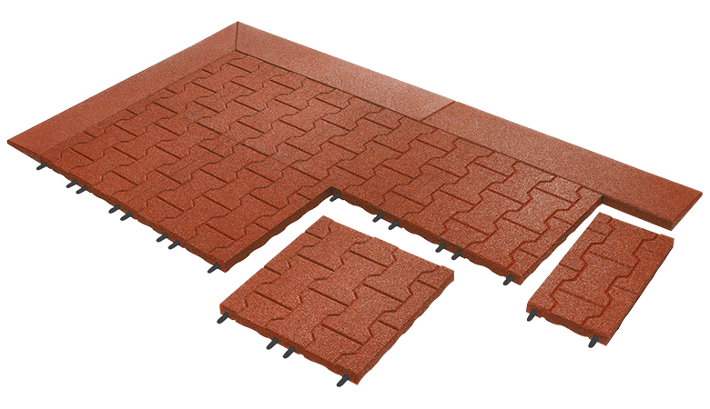 EUROFLEX paving block tile