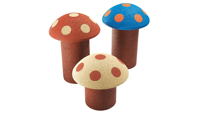 EUROFLEX mushrooms