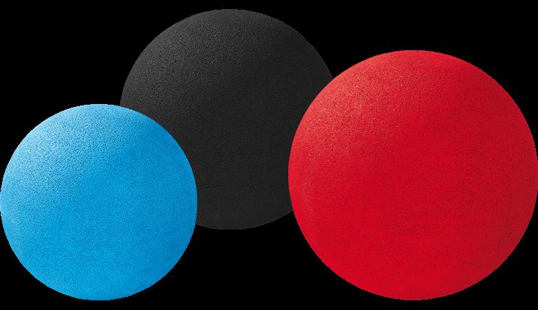 Balls and Balls EPDM