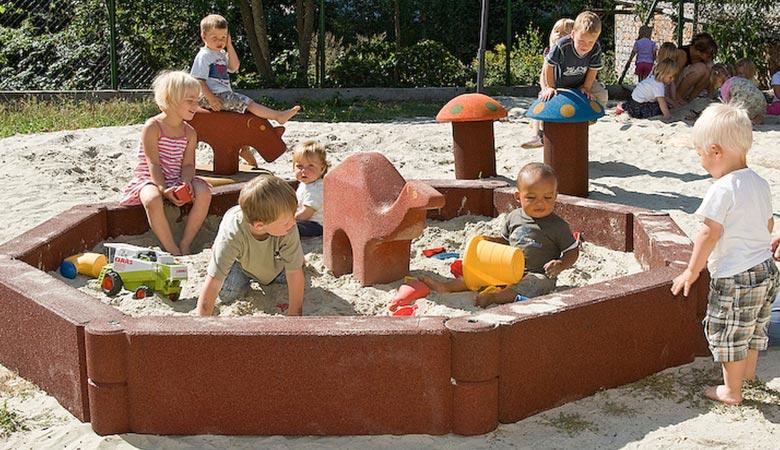 Écoles et jardins d'enfants