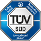 TÜV Süd approved