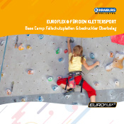 EUROFLEX Booklet Klettern