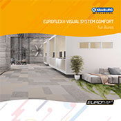 Booklet Visual System für Büros