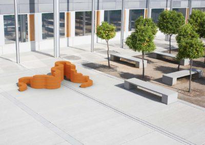 S und C-Blocks im urbanen Raum