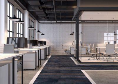Visual System comfort für Büros