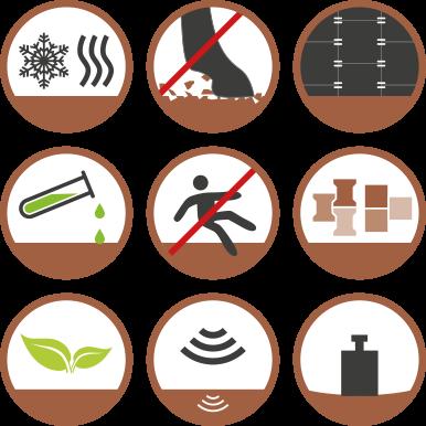 Vorteile Icons