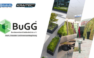 Green areas and renaturation with KRAITEC®