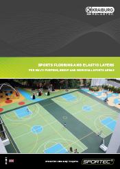 brochure SPORTEC® sports flooring