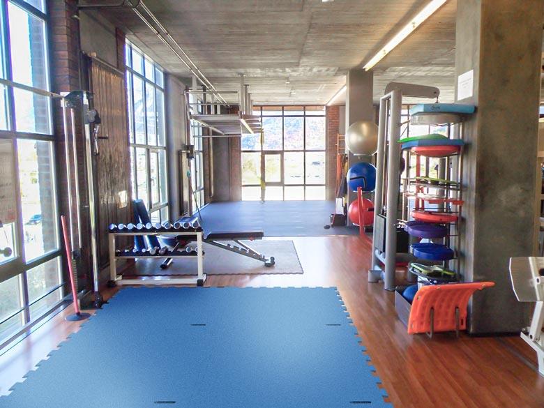 Fitnesstower Medical avec SPORTEC® motionflex