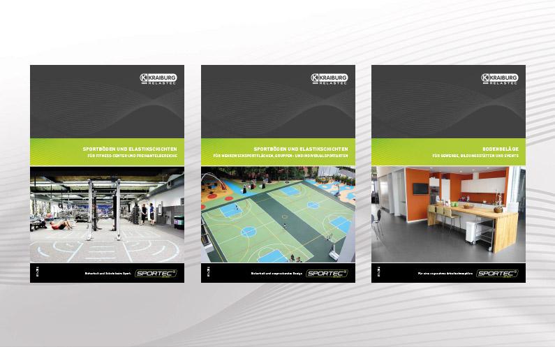 New SPORTEC® brochures