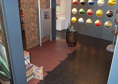 SPORTEC color 15 für Shops - Dänemark