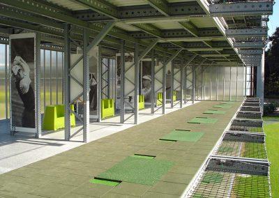 SPORTEC Golfplatte für Gehwege - Deutschland