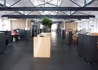 SPORTEC purcolor in Büros - Dänemark