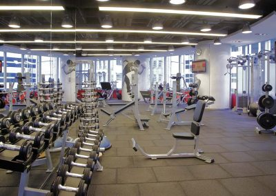 SPORTEC style for weight lifting areas - China