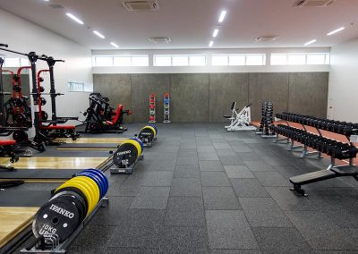 Gym Flooring SPORTEC style color 15 in Japan