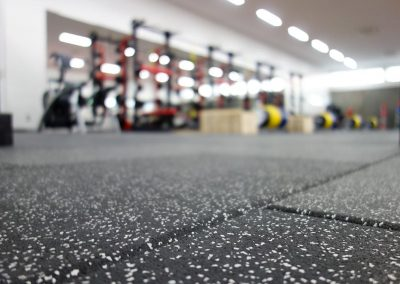 Gym Flooring in Japan
