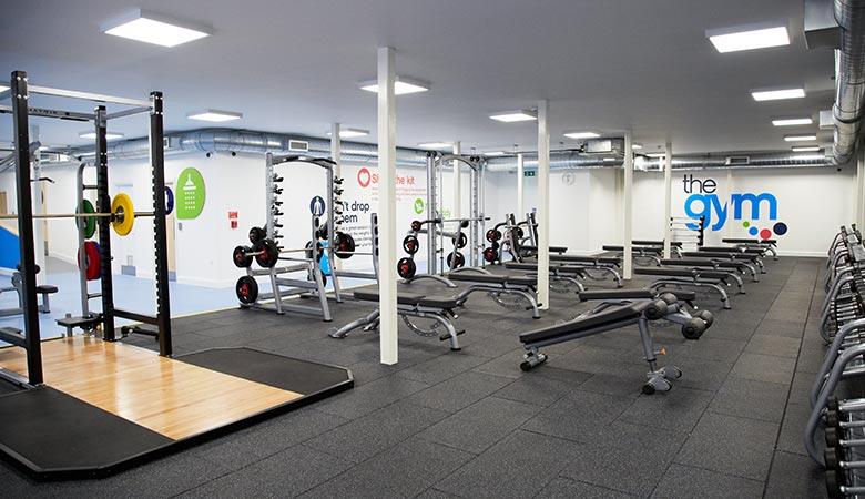 SPORTEC fitness application