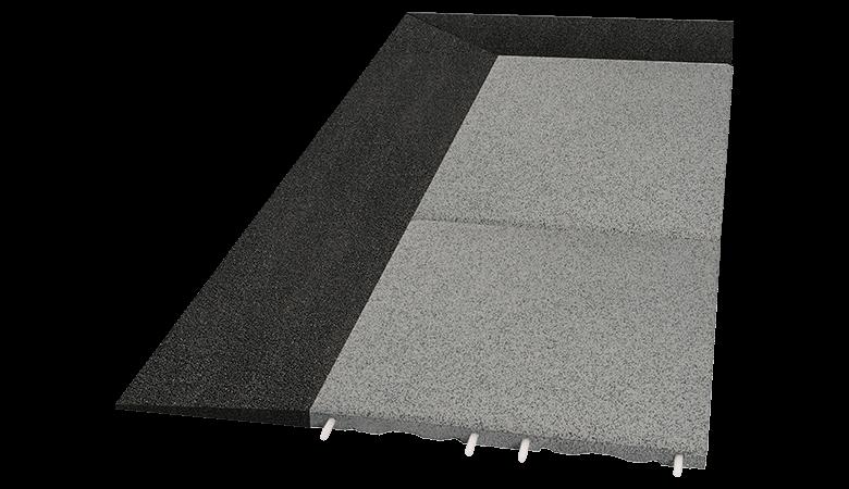 SPORTEC® edge- & corner ramps