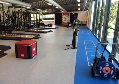 purcolor für Fitness - Ajax Amsterdam