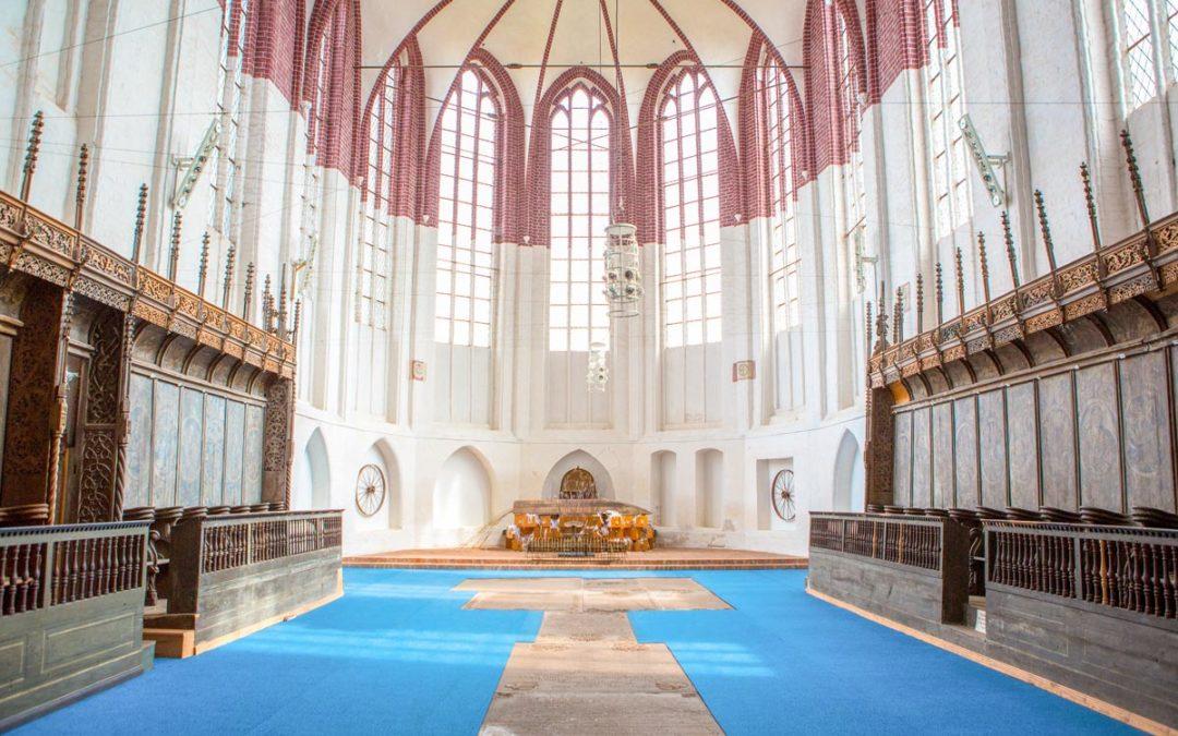 KRAIBURG Relastec beteiligt sich an einen Kunstprojekt in der Mönchskirche in Salzwedel