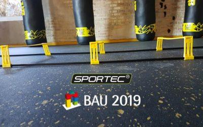 SPORTEC® à BAU 2019 Munich