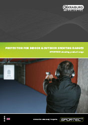 SPORTEC shooting brochure