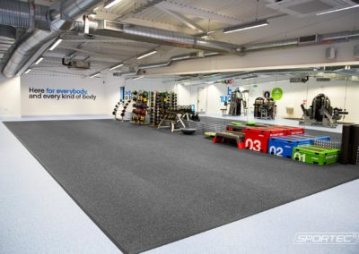 SPORTEC color Fitnesscenter - England