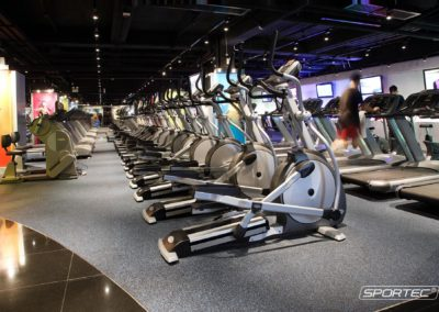 SPORTEC color gym - Hong Kong