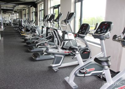 SPORTEC color gym - Belarus
