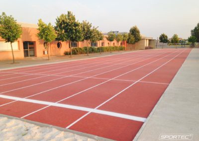 SPORTEC für Leichtathletik - Frankreich