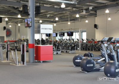 SPORTEC color gym - England