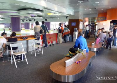 SPORTEC for ice rinks - China